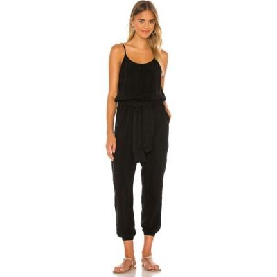 フィランソロピー n:philanthropy レディース オールインワン ジャンプスーツ ワンピース・ドレス Lennox Jumpsuit Black