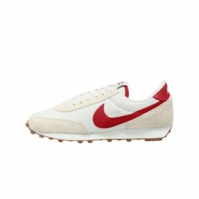 ナイキ Nike レディース スニーカー シューズ・靴 Daybreak trainers in cream and red
