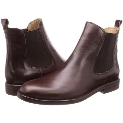 ボントレ ブーツ サイドゴアブーツ レディース 98051 ダークブラウン EU 35(22.5 cm) 2E