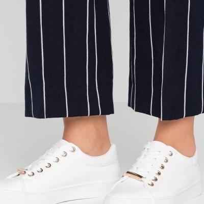 ニュールック レディース 靴 シューズ MIDS - Trainers - white
