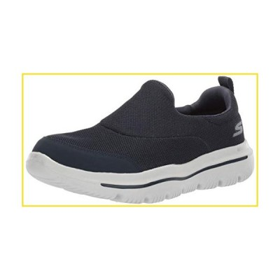 新品Skechers Men's GO Walk Evolution Ultra-Rapid Sneaker, Navy/Gray, 12.5 M US並行輸入品