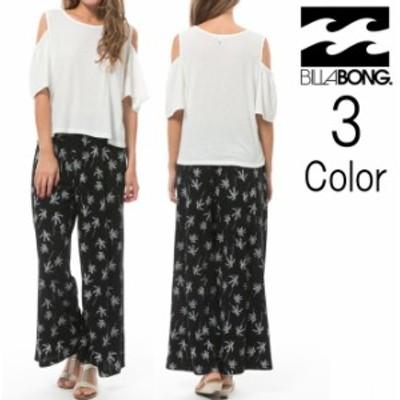 ビラボン / Billabong Tシャツ&ワイドパンツ セットアップ / レディース ai013370