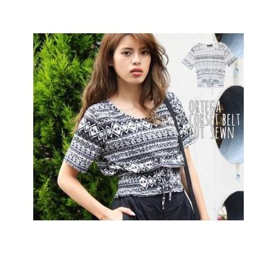 カットソー、Tシャツ半袖(柄、パターン)