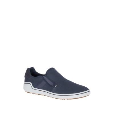 メレル メンズ スニーカー シューズ Primer Canvas Slip-On Sneaker NAVY