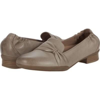 ダンスコ Dansko レディース ローファー・オックスフォード シューズ・靴 Karen Taupe Burnished Nubuck