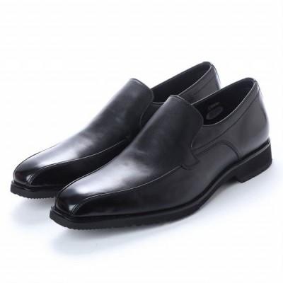 madras Walk MW8024 マドラスウォーク ゴアテックス GORE-TEX  本革 透湿&防水&軽量  ローファースリッポン 紳士靴 メンズビジネスシューズ ブラック