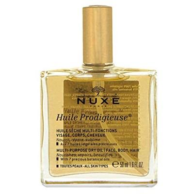 ニュクス(NUXE) プロディジューオイル 50ml 国内正規品 ヘアオイル