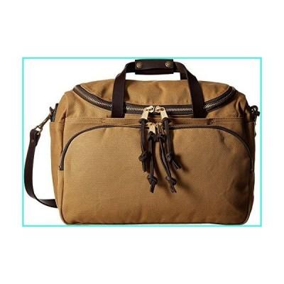【新品】Filson Sportsman Utility Bag Tan One Size(並行輸入品)