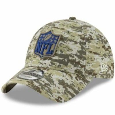 New Era ニュー エラ スポーツ用品  New Era NFL Shield Camo Digi 9TWENTY Adjustable Hat