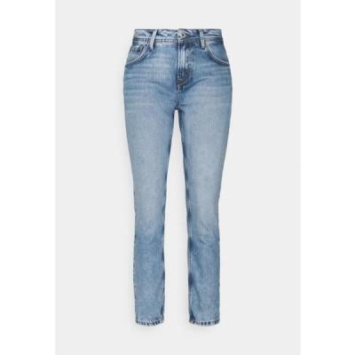 ペペジーンズ レディース ファッション VIOLET - Relaxed fit jeans - denim