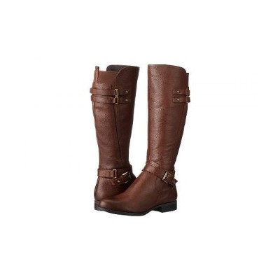 Naturalizer ナチュラライザー レディース 女性用 シューズ 靴 ブーツ ロングブーツ Jackie - Chocolate Leather