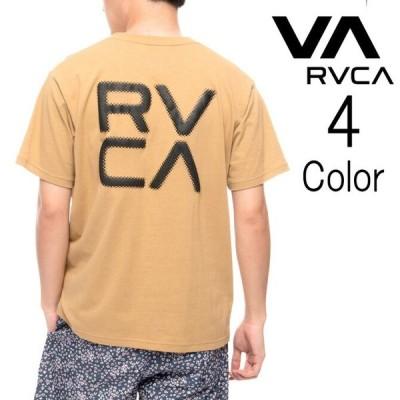 ルーカ Rvca ルカ メンズ BALANCE ARC ショートTシャツ bb041202