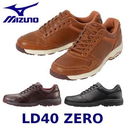 ミズノ MIZUNOLD40 ZERO ブラック(B1GC171409)ブラウン(B1GC171458)ダークブラウン(B1GC181459)メンズ