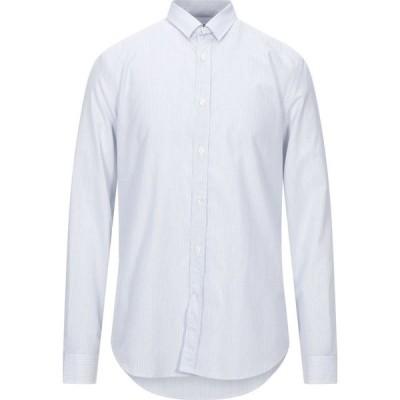 マーク ジェイコブス MARC JACOBS メンズ シャツ トップス striped shirt Azure
