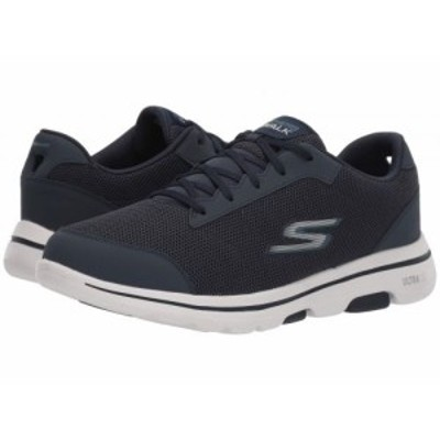 SKECHERS Performance スケッチャーズ メンズ 男性用 シューズ 靴 スニーカー 運動靴 Go Walk 5 Demitass Navy/Blue【送料無料】