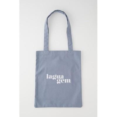 【ラグアジェム】 LAGUA DAILY TOTE レディース L/BLU1 FREE LAGUA GEM