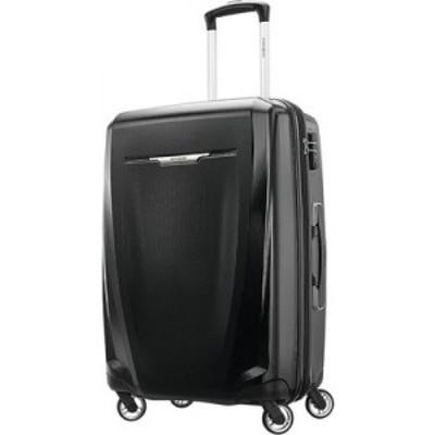 サムソナイト Samsonite レディース スーツケース・キャリーバッグ バッグ Winfield 3 Deluxe 25 Spinner Luggage Black