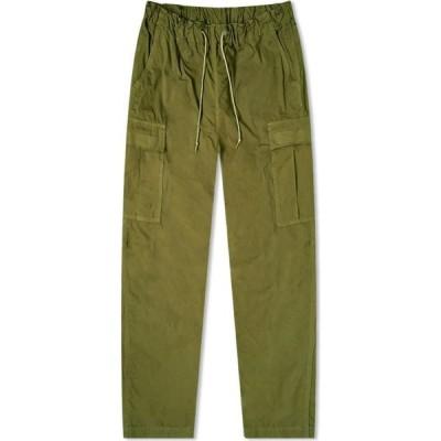 オアスロウ orSlow メンズ カーゴパンツ ボトムス・パンツ Easy Cargo Pants Army