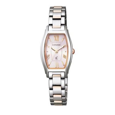 【今ならトートバッグプレゼント】 クロスシー XC シチズン CITIZEN 正規メーカー延長保証付き EW5544-51W エコ・ドライブ 正規品 腕時計