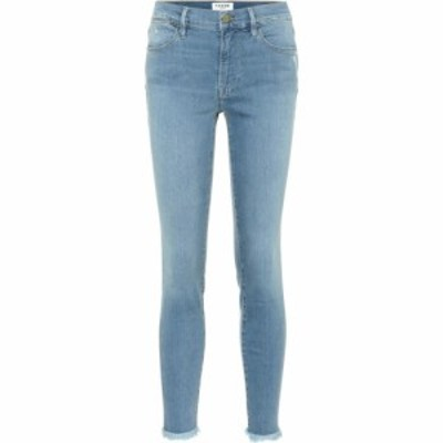 フレーム Frame レディース ジーンズ・デニム ボトムス・パンツ Le High Skinny high-rise jeans jardin