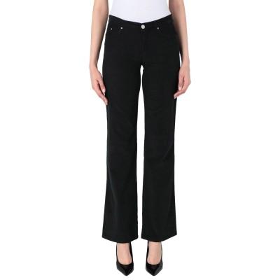 ESOLOGUE パンツ ブラック 42 コットン 100% パンツ