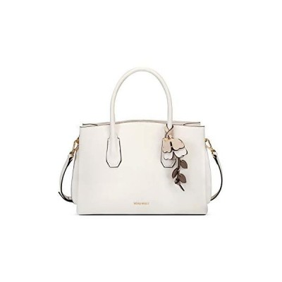 Nine West Satchel, CHALK【並行輸入品】