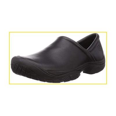新品KEEN Utility Men's PTC Slip On Work Shoe, 12 M US, Black/Black並行輸入品