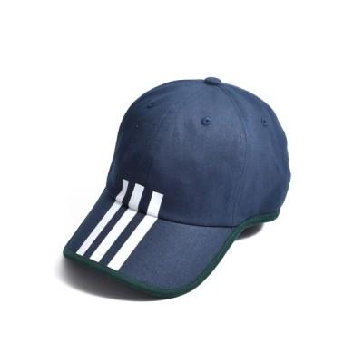 OVERRIDE / 【adidas】 FRONT 3ST PRINT 6P CAP/【アディダス】 MEN 帽子 > キャップ
