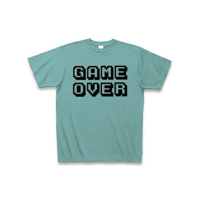 GAME OVER Tシャツ(ミント)