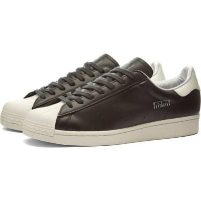 アディダス Adidas メンズ スニーカー シューズ・靴 superstar pure paris White/Carbon