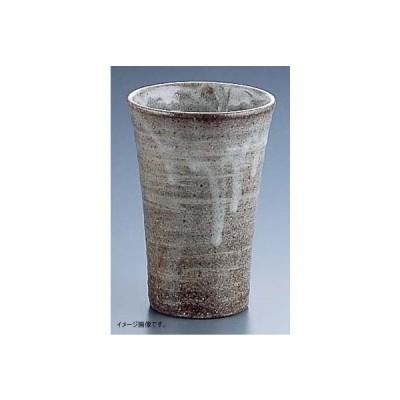 灰刷毛チューハイカップ H-035[酒器]