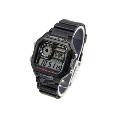 腕時計 カシオ Casio AE1200WH-1A  Digital Watch Brand New & 100% Authentic