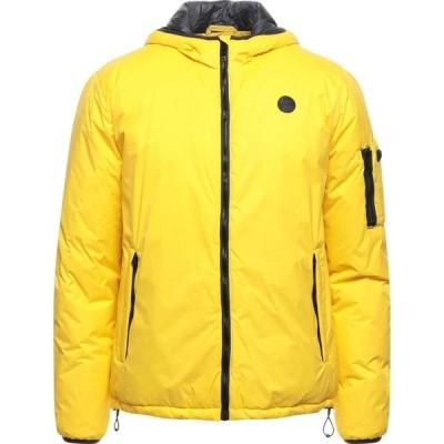 ノースセール NORTH SAILS メンズ コート アウター Full-Length Jacket Yellow