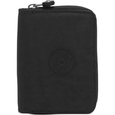キプリング Kipling レディース 財布 Money Love Nylon RFID Wallet Black Noir/Silver