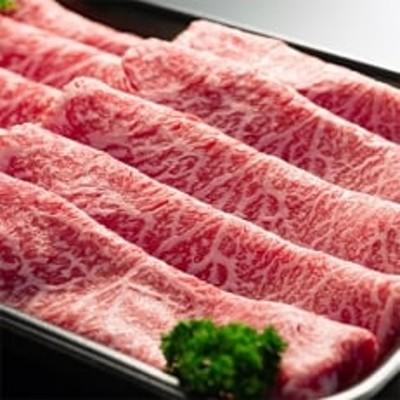 【黒毛和種A4・B4等級以上】「三戸田子牛」モモスライス380g