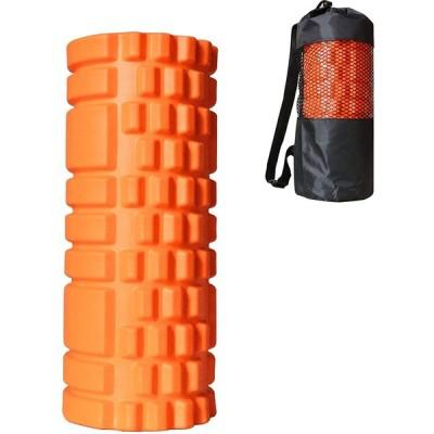 フォームローラー WELLONE 筋膜ストレッチ リリース ヨガポール トレーニング ストレッチ器具 収納バッグ 説明書付