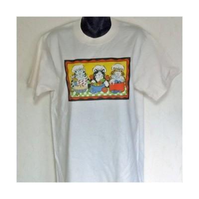 猫Tシャツ キャンディス・レイター シェフキャッツ
