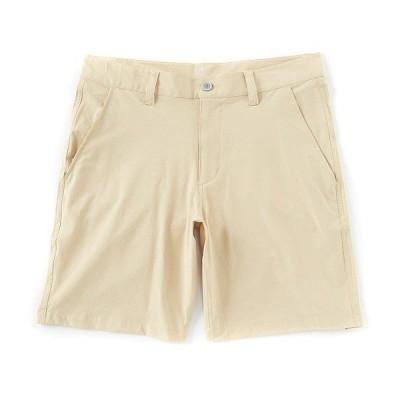 サウザーンタイド メンズ ハーフ&ショーツ ボトムス T3 Flat-Front 9#double; Inseam Gulf Shorts Coastal Khaki