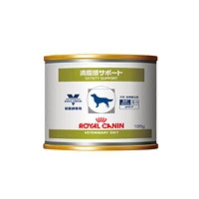 ロイヤルカナン 犬用 満腹感サポート 195gx12 缶詰