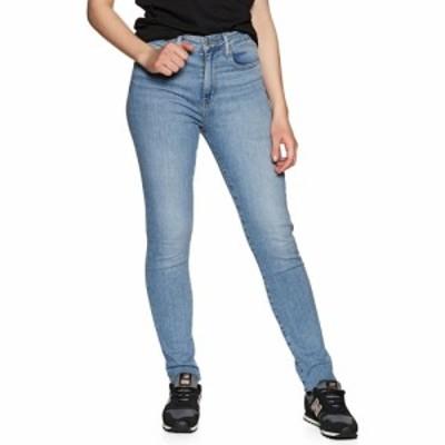 リーバイス Levis レディース ジーンズ・デニム スキニー ボトムス・パンツ 721 high rise skinny jeans Have A Nice Day