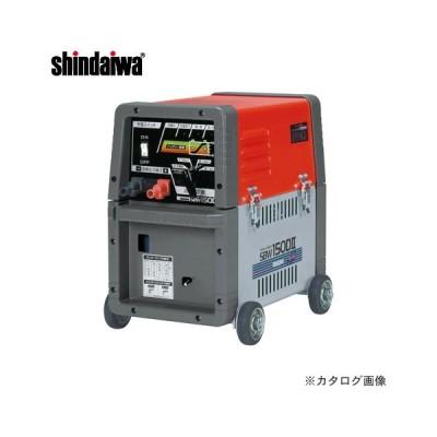 (運賃見積り)(直送品)特価 新ダイワ工業 バッテリー溶接機 SBW150D2-MF