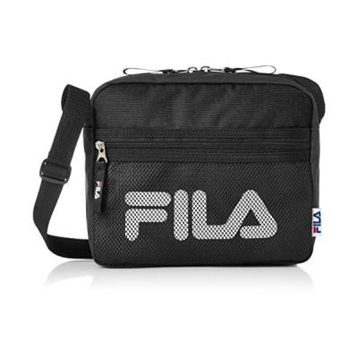 フィラ ショルダーバッグ リメンバーシリーズ ヨコショルダー ブラック
