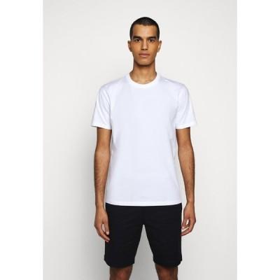 ドライコーン Tシャツ メンズ トップス SAMUEL - Basic T-shirt - weiss