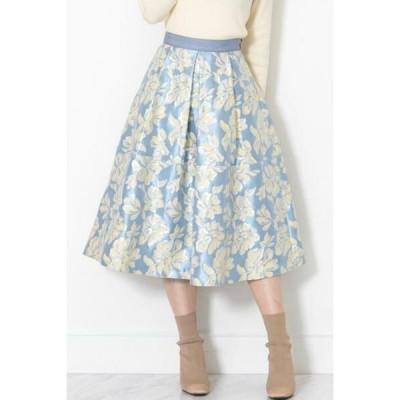 JILLSTUART / ジルスチュアート ◆アマレットフラワースカート
