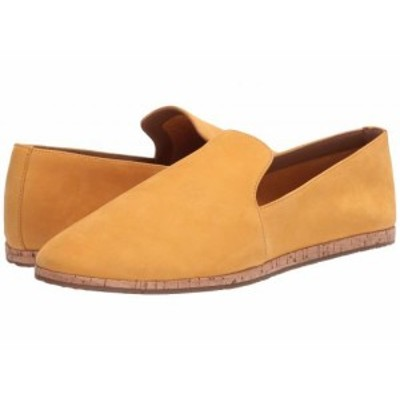 Aerosoles エアロソールズ レディース 女性用 シューズ 靴 ローファー ボートシューズ Hempstead Dark Yellow Nubuck【送料無料】