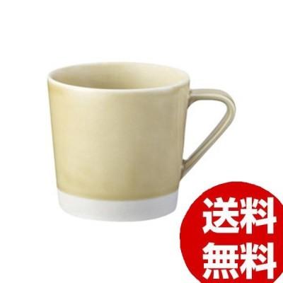 西海陶器 エッセンス es mug マグ 黄磁釉 19576