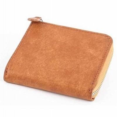 [Boosters] ブースターズ プエブロ L字ショートウォレット 財布 ファスナー カード 小さい