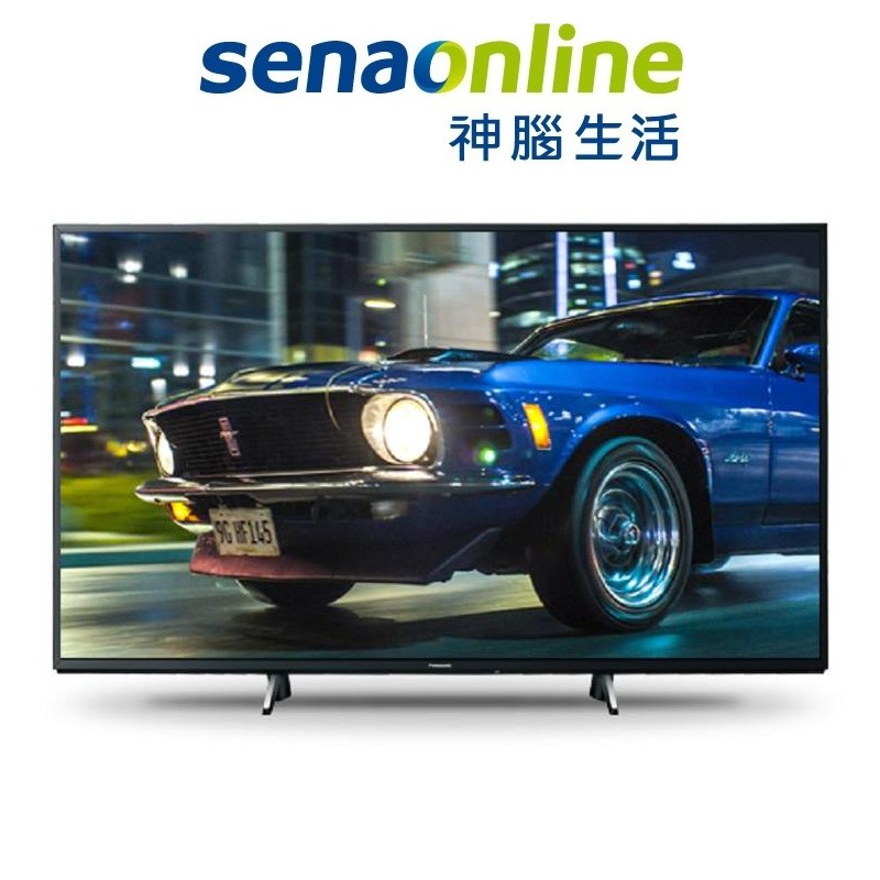 Panasonic 國際 TH-65HX750W 65型 4K 液晶 電視 ~8/17贈LED護眼檯燈贈完為止
