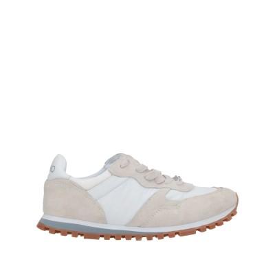 リュー ジョー LIU •JO スニーカー&テニスシューズ(ローカット) ライトグレー 37 革 / 紡績繊維 スニーカー&テニスシューズ(ローカッ