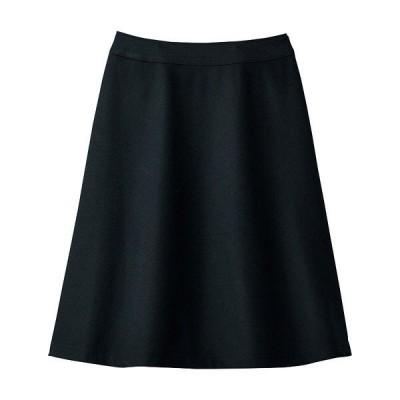 セロリー(Selery) スカート ブラック 13号 S-16650 1着(直送品)